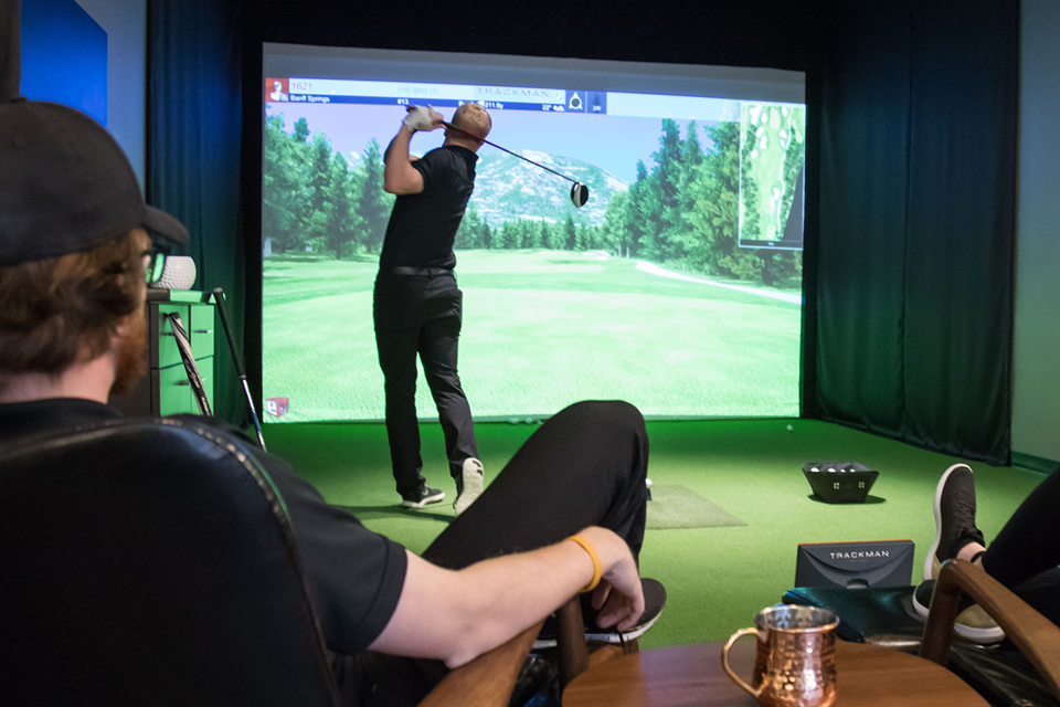 Indoor Golf Facilities
