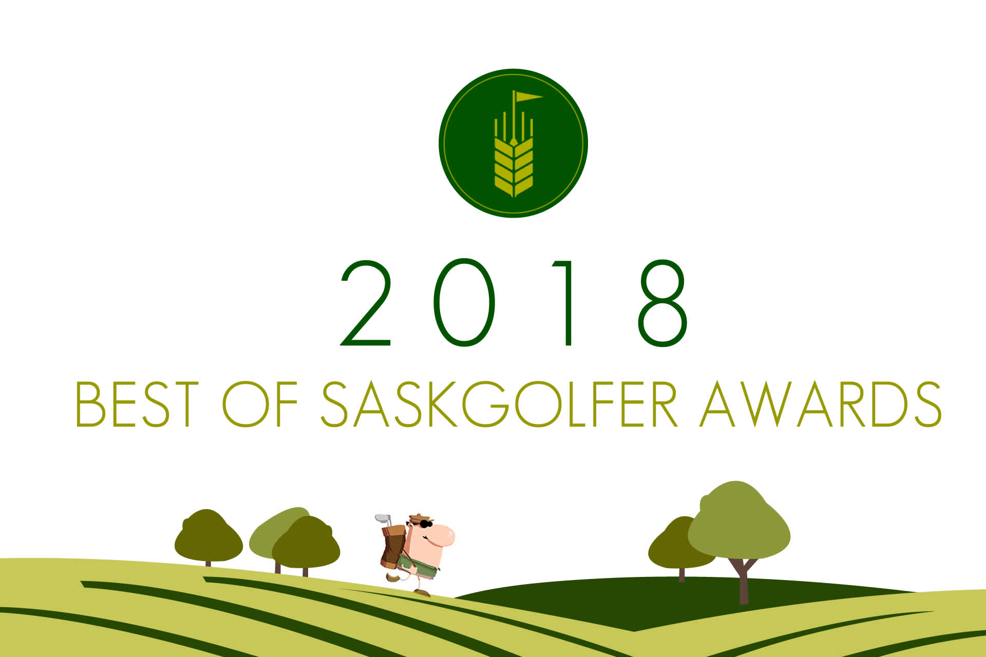 Best of SaskGolfer 2018