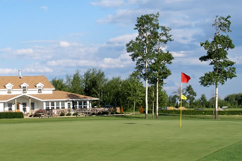 Stay and Play Golf in Saskatchewan