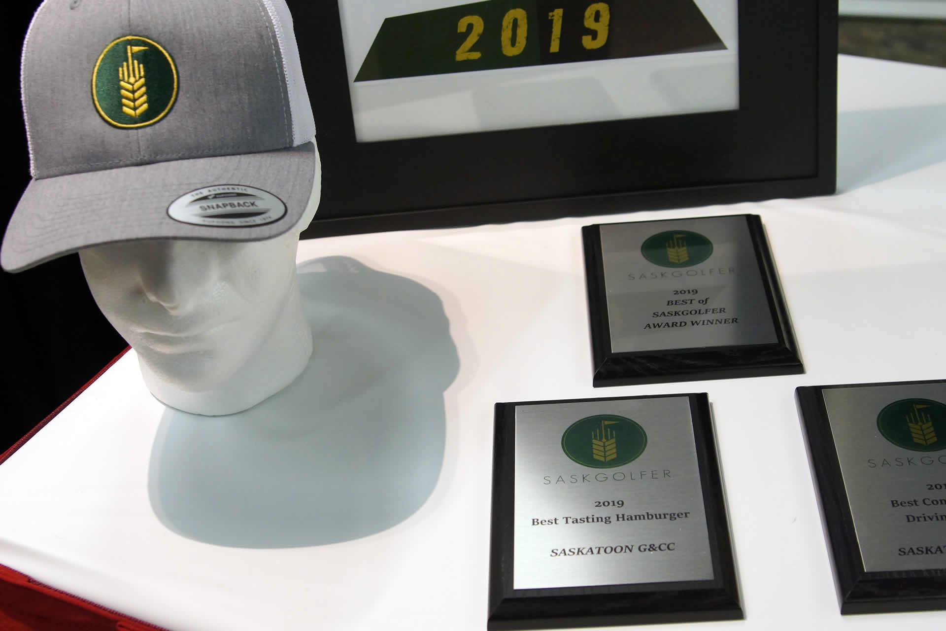 saskgolfer awards